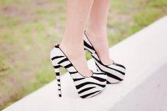 print heels II