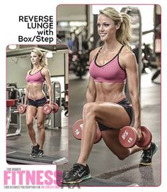 Perfect Legs and Glutes | FitnessRX for Women