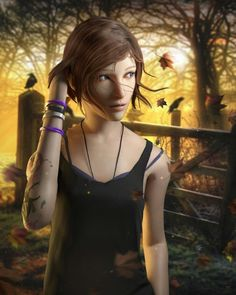 Chloe Price, Life is Strange Before the Storm