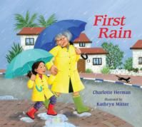 Another great kids book about a family that moves to Israel.