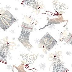 Holiday Elegance Quilt Material by Quilting Treasures