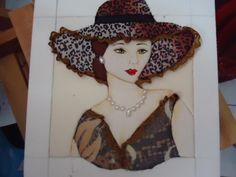 .Portrait Quilt Collage.
