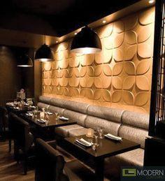 Petals- Textured PVC Glue on Wall 3D tiles - Box of 12 - 32 Sq Ft