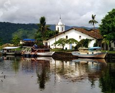 Paraty, Brazil by _Zinni_, via Flickr