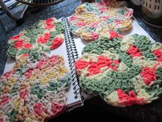 Flower Patch Coasters