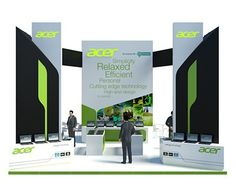 """Check out this @Behance project: """"ACER Trade Show  - 1"""" https://www.behance.net/gallery/30560013/ACER-Trade-Show-1"""