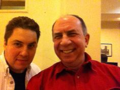 @Matthew Rappaport with @bruce garber at the #nychirl HQ Feb 2012  https://plus.google.com/116758906530929229377