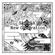 2013年秋のM3の新作です。アルバム名は『SAKURA New Generation 2013』です。