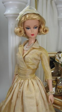 Dulphine for Silkstone Barbie and FR dolls