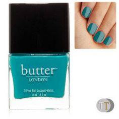 Intense pigments and chip-resistant nail polish.: www.teelieturner.com #nailpolish