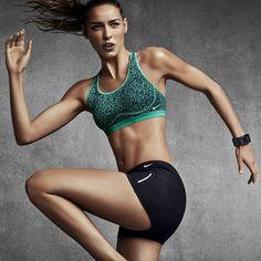 Nike Pro Fierce Mezzo Women's Sports Bra. Nike Store
