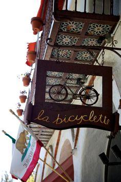 Best Breakfast Best Pizza, La Bicyclette Restaurant, Carmel By The Sea, CA Carmel Restaurants, Unique Restaurants, Monterey Peninsula, Board Shop, Carmel California, Highway 1, Old Pub, Carmel By The Sea, Shops