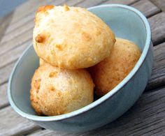 pão de queijo: brazilian cheese bread