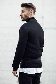 REBEL FASHION STYLE: Bomber jacket