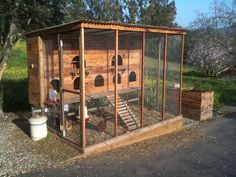 Chicken Coop#Repin By:Pinterest++ for iPad#