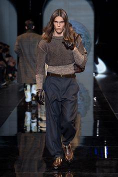 #Knitwear#Pants - Versace Men's Fall Winter 2013 New Hip Hop Beats Uploaded EVERY SINGLE DAY  http://www.kidDyno.com