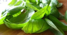 Reduce stress, anxiety and inflammation with the benefits of basil Healing Herbs, Natural Healing, Basil Health Benefits, Basil Essential Oil, Essential Oils, Basil Oil, Herbs For Health, Health Tips, Live Long