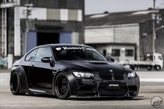 ROSSO CARS BMW M3 on WORK Meister M1R (by Welcome to WORK Wheels Japan photostream!)