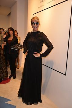 Ellen Hidding at #THEPINKOINVASION #sunglasses collection launch event #PINKO #MFW #SS16