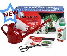 Ideas para regalar estas Navidades | Kit mantenimiento bonsái #bonsai #tools #garden #jardín