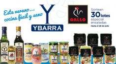30 Lotes Productos Ybarra y Gallo