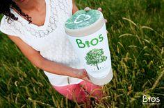 Recycleer leven met een urne van Bios | I ♥ Eco