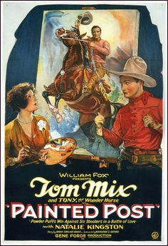 Classic Movie Posters   this entry was posted in main page movies silent movies westerns by ...