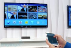 Samsung HomeSync Android TV box hands-on (video)