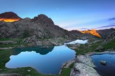 #310 - Hang'n by the Moon by Wayne Boland - Chicago Basin, CO. via 500px