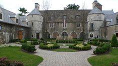 Merriwold Castle - on River Road in Highland Park, NJ :  built by Johnson & Johnson family