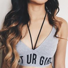 Not Your Girl Crop Top