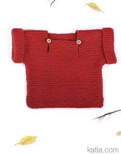 Book Baby Babystories 5 Autumn / Winter | 26: Baby Sweater | Ruby