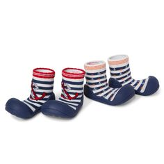 $24.99+tax   Attipas 'Marine' range are the best choice in little boy's shoes! Attipas 'Marine' pre-walkers are a huge hit across the globe! Two gorgeous styles to choose from, including really rockin' Marine Red, and nautical but nice Marine Navy! Highly durable, Attipas toddler shoes are fully machine washable (perfect for little boys) and are made to last. Attipas first walker shoes are also lightweight and flexible, designed to support your little boy's first steps and beyond!
