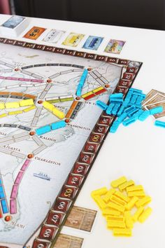 Have you heard of Eurogames before? It's a subgenre of board games classified by two major features: their attention to design and theme, and focus on serious strategy. Competetive folks, take note: Put away the Scrabble set and try on one of these board games for size.