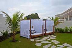 Jardins modernos por Designer de Interiores e Paisagista Iara Kílaris