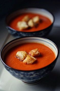Creamy Tomato Soup from Scratch - Plan Provision