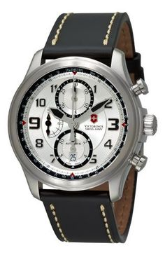 The 8 best swiss army watches for men – My Life Spot Cool Watches, Watches For Men, Victorinox Swiss Army, Swiss Army Watches, Army Men, Beautiful Watches, Color Negra, Fashion Watches, Chronograph