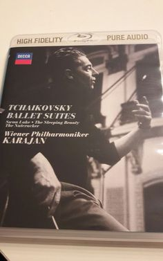 KARAJAN WIENER PHILHARMONIKER-TSCHAIKOWSKY BALLETT-SUITEN(PURE AUDIO)BLU-RAY  in Filme & DVDs, DVDs & Blu-rays | eBay!