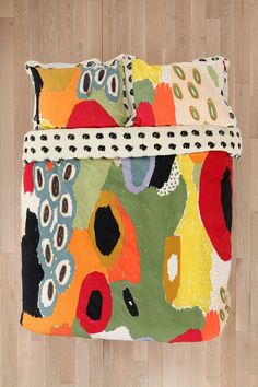 Char-Bea By Ashley G Bristol Duvet Cover - Urban Outfitters