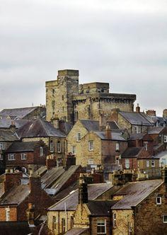 Hexham in Northumberland, England