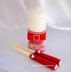 """Свечи для семейного очага """"Счастливы вместе"""" #wedding #weddingdecor"""