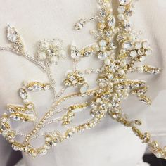 """130 Likes, 3 Comments - H E L E N A  N O E L L E (@helenanoellecouture) on Instagram: """"D E T A I L S 
