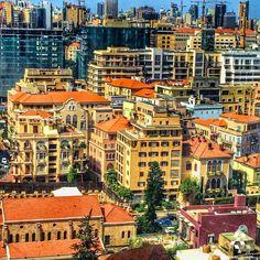 #Beirut ♥  #بيروت ♥  #WeAreLebanon #Lebanon