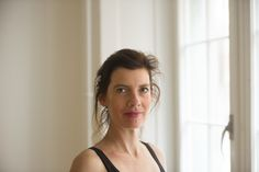 Suzanne Zahnd, is co-founder and teacher at yogagarage. She teaches Iyengar based hatha yoga in our studio in Zurich. When not on her yoga mat, Suzanne might be writing a play or performing one of her texts.