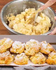 Italian Cookie Recipes, Sicilian Recipes, Italian Cookies, Beignets, Confort Food, Biscotti Cookies, Cooking Cake, Happy Foods, Dessert Recipes