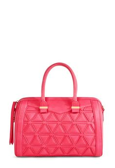 I'm loving #justfabonline new bag Graphic! The vibrant color is great for summer. #JustFabSweeps