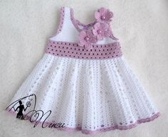 Wonderful friends lovely Dress that made in Crochet Yarn with graphic | Crochet Patterns