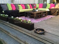 Pallets couch | 1001 Pallets