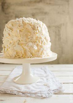 Bezglutenowy tort kokosowy Gluten Free Cakes, Vanilla Cake, Glutenfree, Food, Gluten Free, Essen, Sin Gluten, Meals, Yemek