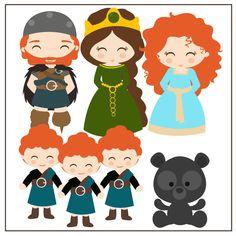 PPbN Designs - Brave Princess (Member Exclusive Set), $0.00 (http://www.ppbndesigns.com/brave-princess-member-exclusive-set/)